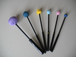 Mallets 4